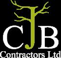 CJB Contractors Logo